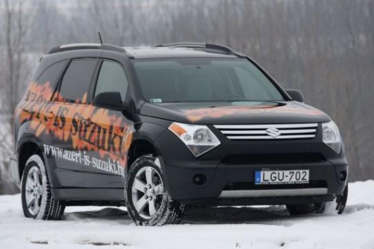Suzuki XL7 2011
