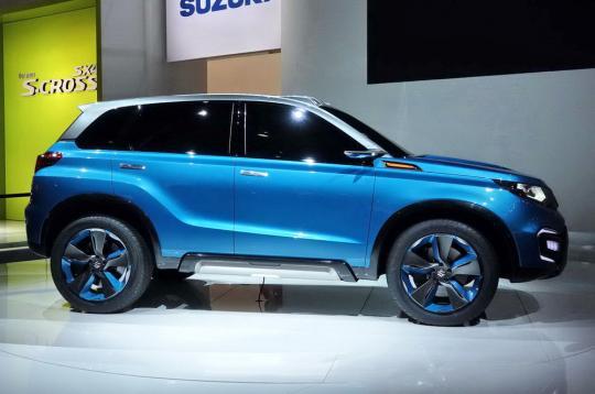 Suzuki iV-4